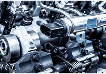 Componentes do sistema de lubrificação
