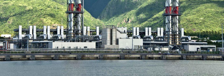 Soluções para Usinas de Energia